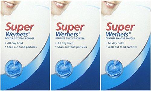 three-packs-of-poligrip-wernets-super-denture-fixative-powder