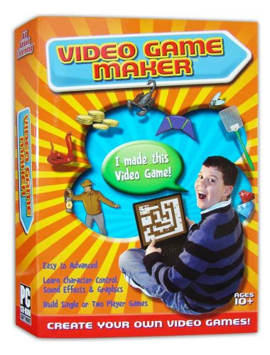 Video Game Maker By All About Learning