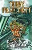 Terry Pratchett Raising Steam: (Discworld novel 40) (Discworld Novels)