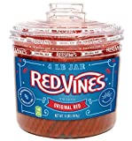 Red Vines Red Original Licorice Twists, 64-Ounce Tub