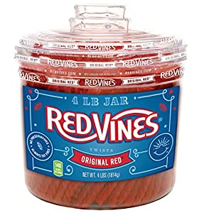 Red Vines Red Licorice Twists, 64 Oz