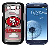 San Francisco 49ers Hard Case Cover for Samsung Galaxy S3