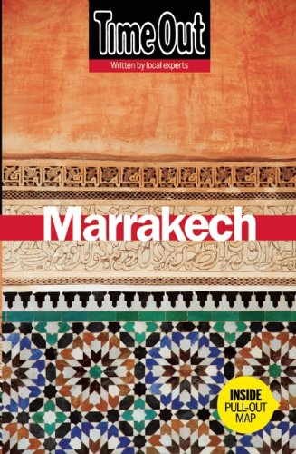 Time Out-Marrakesch 4th Edition (Time Out Guides)