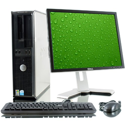 Dell OptiPlex 745 Intel Core 2 Duo 1800 MHz 1