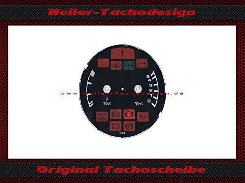 Tachoscheibe Öl Druck Anzeige Porsche 911 964 993 andere Symbole - 2