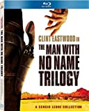DVD - The Man with No Name Trilogy (A Fistful of Dollars / For a Few Dollars More / The Good, The Bad, and the Ugly) [Blu-ray]