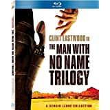 The Man with No Name Trilogy (A Fistful of Dollars / For a Few Dollars More / The Good, The Bad, and the Ugly) [Blu-ray] ~ Clint Eastwood