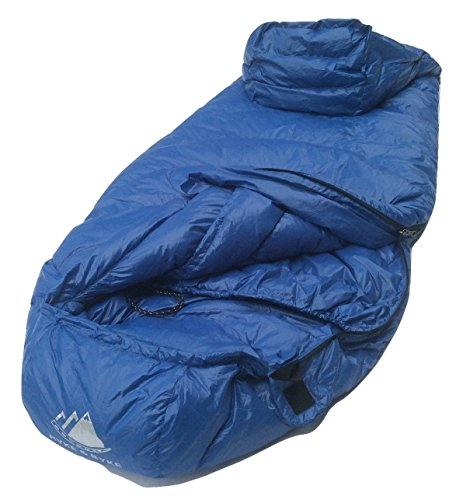 Hyke-Byke-Shavano-32-F-Ultralight-Mummy-Down-Sleeping-Bag-for-Backpacking-with-Compression-Sack