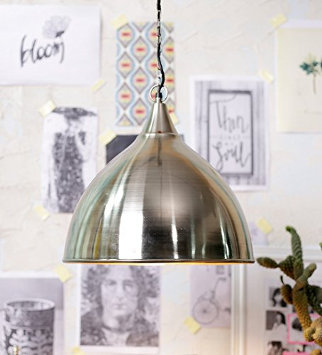 Ujjala Alluminum Dome Pendant Light