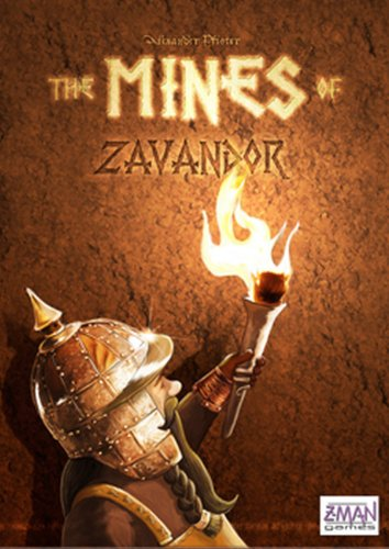 Buy Z Man Games - Z-Man Games Mines Of Zavandor