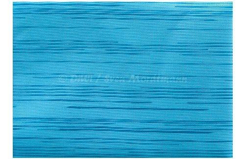 Friedola 04232 Gartentischdecke Valencia Türkis Oval 180x130cm (LP12) günstig online kaufen