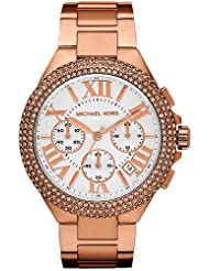 Michael Kors Women's MK5636 Camille Rose Gold Watch