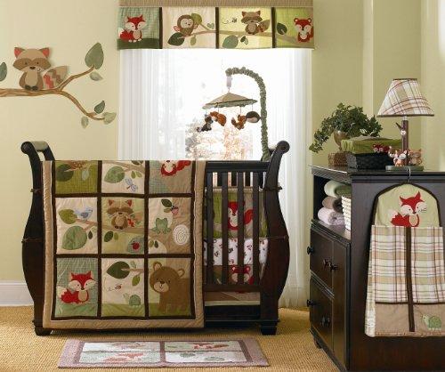Carter's Tree Tops 4-Piece Crib Set