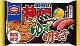 亀田製菓 亀田の柿の種ゆず明太子6袋詰 192g×6袋