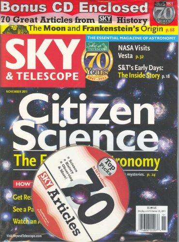 Sky & Telescope Magazine November 2011