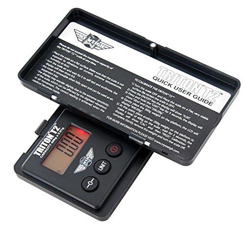 PROMOTION - Balance de poche grammes précise à 0.01g, capacité 400g TRITON T2