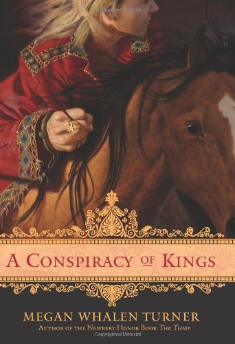 Cover of A Conspiracy of Kings (Thief of Eddis)