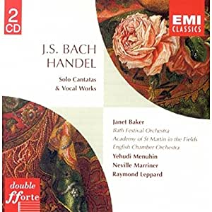Bach: Arias from Cantatas