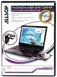 Allsop 05600 CD ROM Lens Cleaner Linsenreiniger für CD/DVD/Spielkonsolenlaufwerk