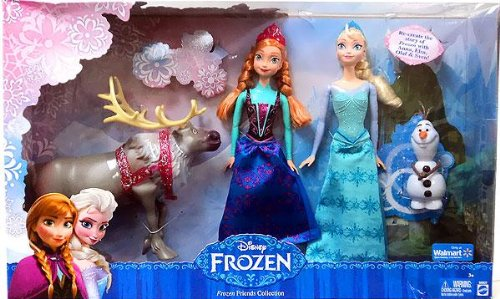 Collection Dolls Disney Disney Frozen Exclusive Doll