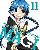 マギ The kingdom of magic 11(完全生産限定版)[DVD]