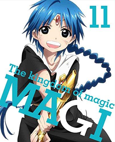 マギ The kingdom of magic 11(完全生産限定版) [DVD]
