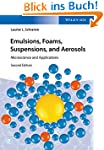 Emulsions, Foams, Suspensions, and Ae...