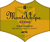 2011 Graziano Family of Wines Monte Volpe Pinot Grigio 750 mL