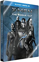 X-Men : Days of Future Past [Édition Limitée Rogue Cut boîtier Pack Métal]