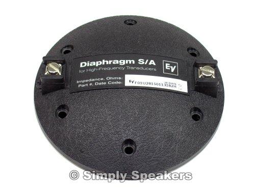 Ev Factory Speaker Diaphragm, Dh5, Dh6, Dh7N8, N/Dym5, 16 Ohm, 84233Xx