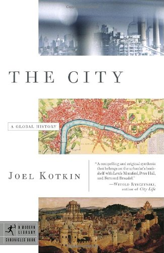 The City: A Global History (Modern Library Chronicles) (Urban World Global City compare prices)