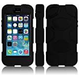 Tigerbox DUST/Shock Proof Armoured CASE Iphone 5/5S