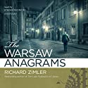 The Warsaw Anagrams: A Novel Audiobook by Richard Zimler Narrated by Stefan Rudnicki