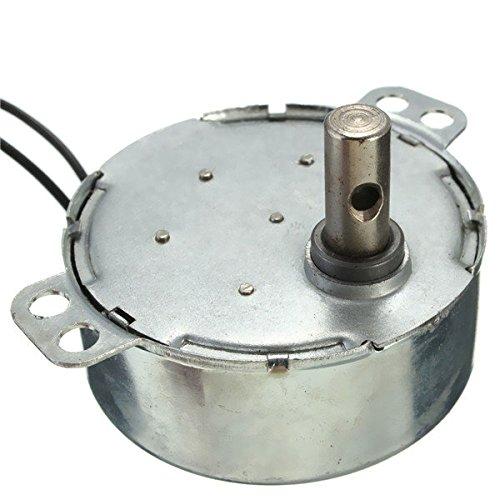 Doradus 2.5-3rpm plateau moteur synchrone 220-240V 4W de moteur à courant alternatif pour micro-ondes