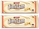 Arnott's Tim Tam White 165g (2 Pack) (Made in Australia) [Amazon Prime] (Original)
