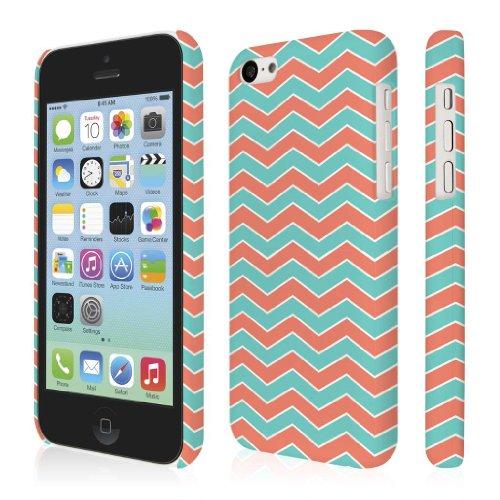 EMPIRE Signature Series Slim-Fit Case for Apple iPhone 5C - Mint Chevron
