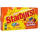 Starburst Fruity Slushies Theatre Box 3.5 OZ (99g)