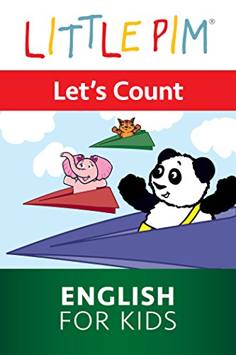 Little Pim: Let's Count - English for Kids