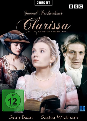Samuel Richardson`s Clarissa - History Of A Young Lady [2 DVDs] hier kaufen