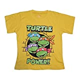 Nickelodeon TMNT Little Toddler Boys TURTLE POWER Tee T-Shirt