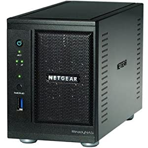 ReadyNAS Pro 2 4TB Unified NAS