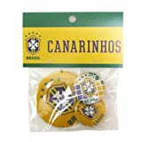 CBF ブラジル代表 缶バッジ(3個セット) C29058