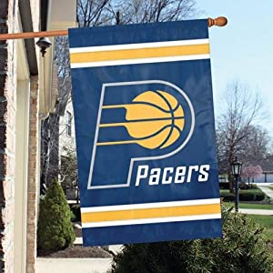 Indiana Pacers Appliqu¨¦ Banner Flag