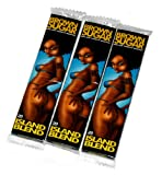 3 booklets x BROWN SUGAR Island Blend King Size Rolling paper