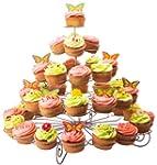 Andrew James Cupcake-St�nder Premium,...