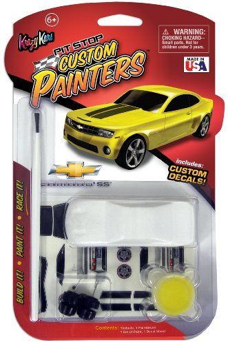 Custom Painters - Camaro