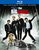 The Big Bang Theory: The Complete Fourth Season (With Limited Edition Q&A Bonus Disc) [Blu-ray]
