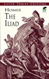 Image of The Iliad (Dover Thrift Editions)