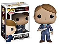 Funko POP TV: Hannibal - Hannibal Lecter Figure from Funko