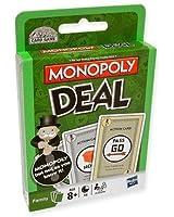 Jeu de cartes Monopoly Deal (Anglais)